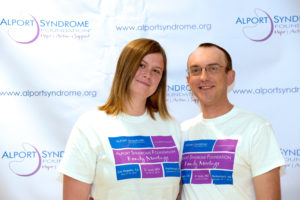 Alport Syndrome Foundation family meetings and conference at HUMC, September 10-11, 2016.